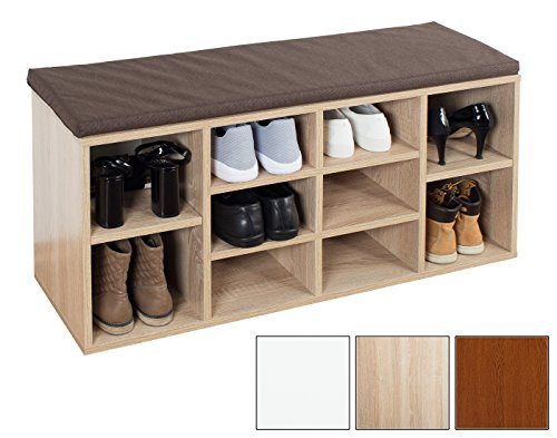 schuhschrank holz aus massivholz echtholz. Black Bedroom Furniture Sets. Home Design Ideas