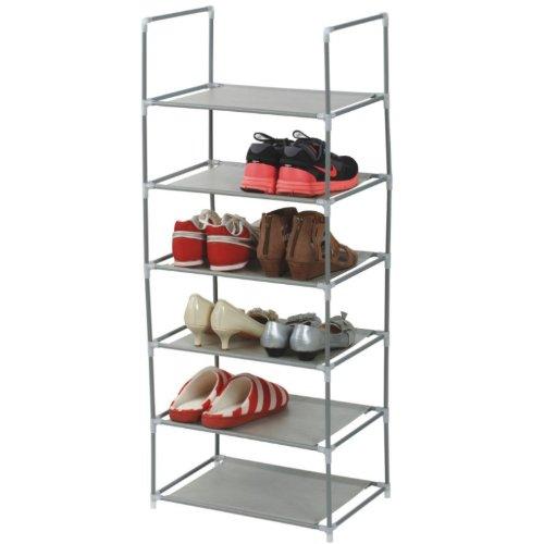 Ikea Variera Pull Out Container ~   Schmaler Schuhschrank für die Wand – Ikea Schuhregal Hausbau Blog