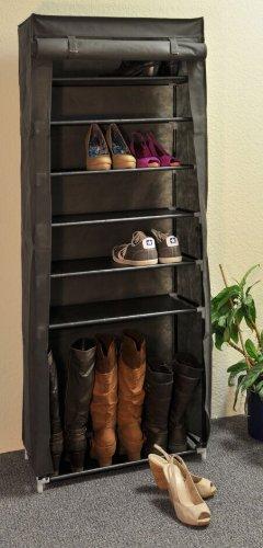schuhhochschrank der hohe schuhschrank f r die xxl schuhsammlung. Black Bedroom Furniture Sets. Home Design Ideas