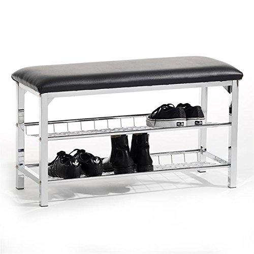 massive schuhbank. Black Bedroom Furniture Sets. Home Design Ideas