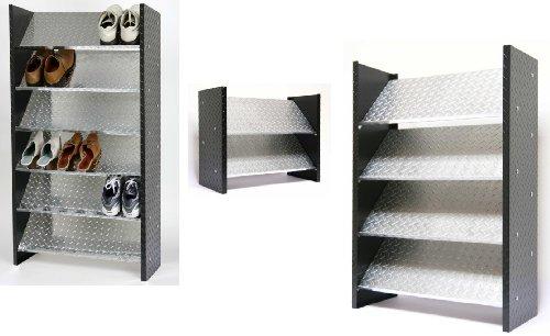 Ikea Variera Pull Out Container ~ schuhregal metall wand  Große Auswahl an Metall Schuhregalen für