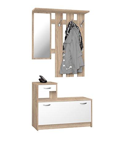 schuhregal 100 cm breit woodburn i von ars natura with. Black Bedroom Furniture Sets. Home Design Ideas