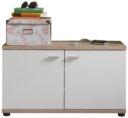 schuhbank eiche. Black Bedroom Furniture Sets. Home Design Ideas