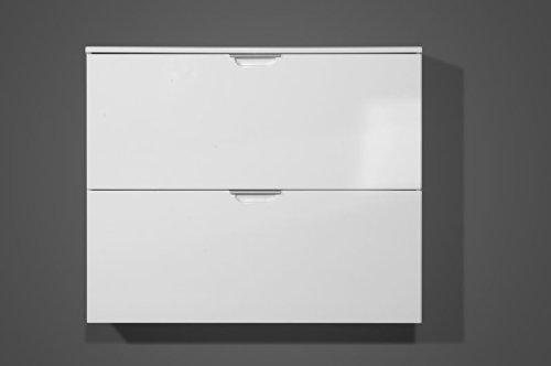 schuhschrank h ngend z b wei. Black Bedroom Furniture Sets. Home Design Ideas