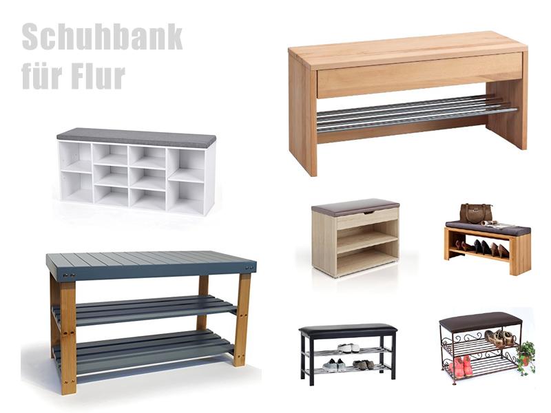 schuhbank f r flur. Black Bedroom Furniture Sets. Home Design Ideas