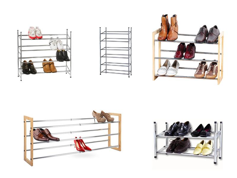 Schuhregal ausziehbar
