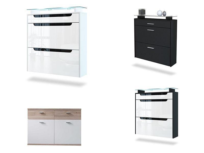 ziemlich h ngender schuhschrank zeitgen ssisch die besten wohnideen. Black Bedroom Furniture Sets. Home Design Ideas