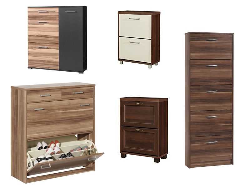 schuhschrank nussbaum smartpersoneelsdossier. Black Bedroom Furniture Sets. Home Design Ideas